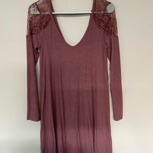 AMERICAN EAGLE FALL DRESS